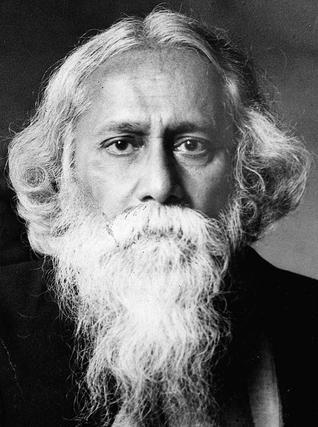 Nobel Prize Winner Rabindranath Tagore
