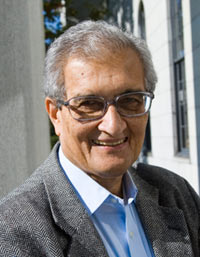 Amartya Sen Nobel Prize Winners of India