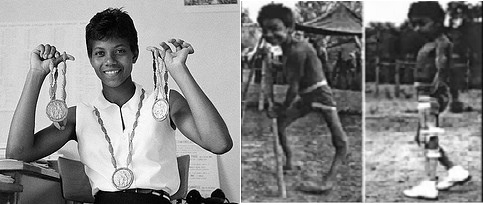 नामुनकिन कुछ भी नहीं – Wilma Rudolph Hindi Motivational Story