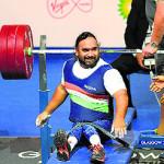 Rajinder singh rahelu power lifting biography
