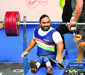 Rajinder singh rahelu power lifting biography