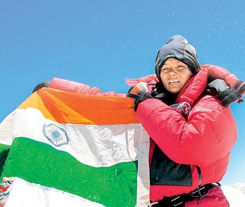 पहाड़ से मजबूत हौसला : Story of Mountaineer Arunima Sinha