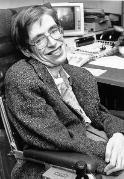 Story of Stephen Hawking