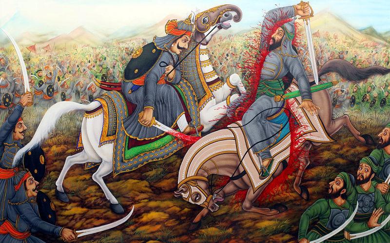 महाराणा प्रताप के जीवन से जुड़ी प्रेरक बातें – Amazing History of Maharana Pratap in Hindi