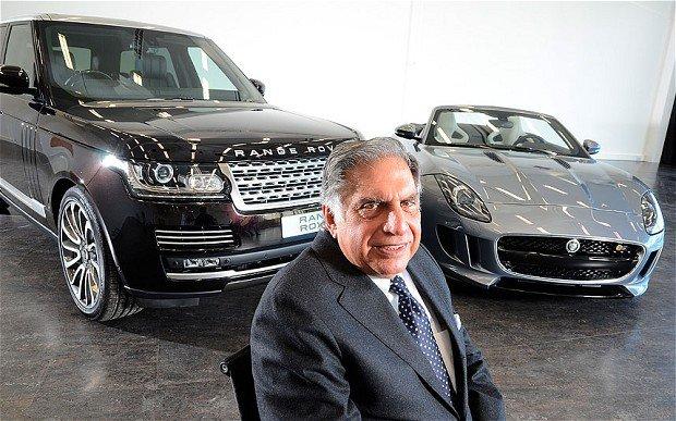 """""""महानता""""  – A Must Read Story of Ratan Tata Buying Jaguar"""