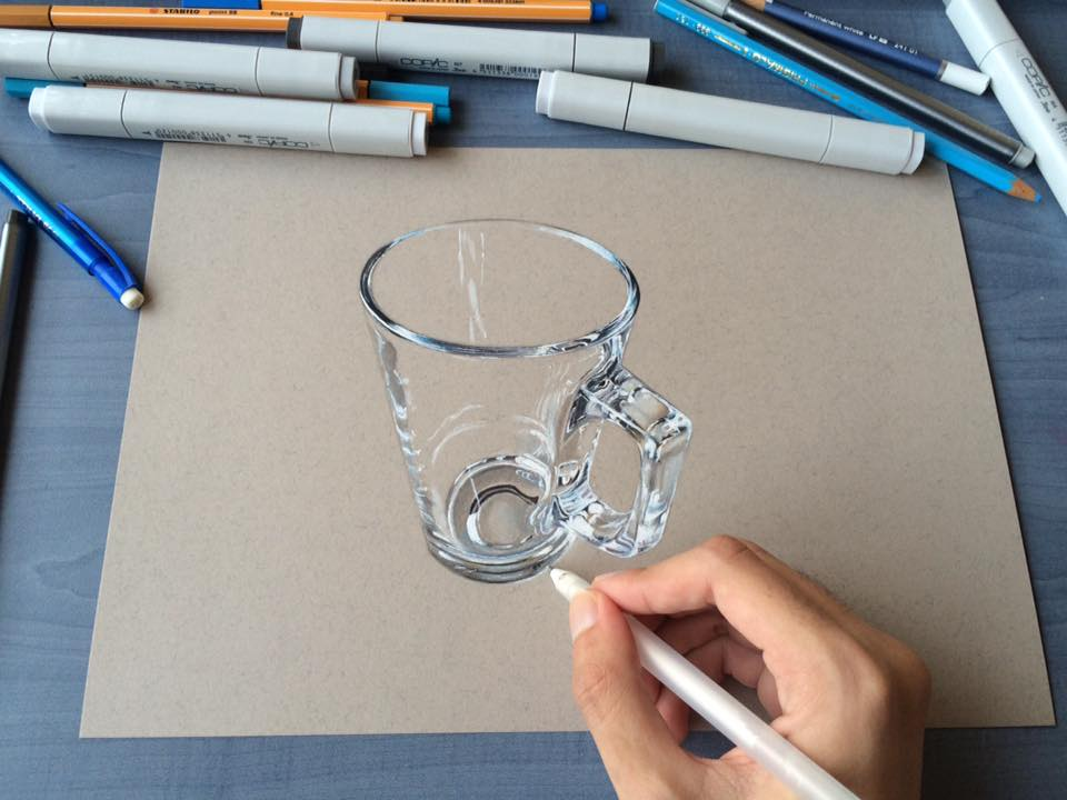 AJab Gajab 3D Drawing Photos