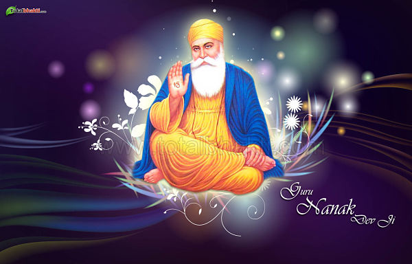 Spiritual Guru Nanak Dev Ji Hindi Quotes