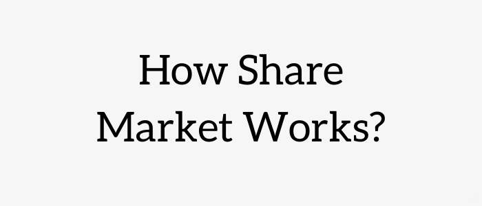 How Share Market Works
