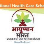 Ayushman Bharat Scheme in Hindi