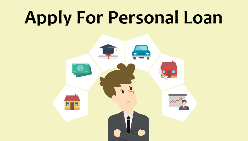 Personal Loan ke liye Apply kaise kare