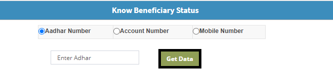 Check Beneficiary Status