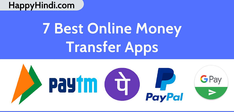 Best Payments App in India