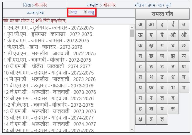Apna Khata Land Details
