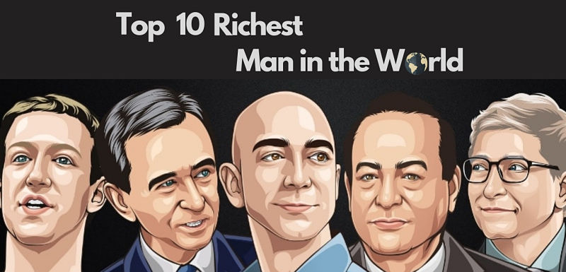 most Billionaire Person