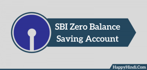 Open SBI Saving Account
