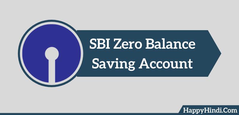 Open SBI Saving Account