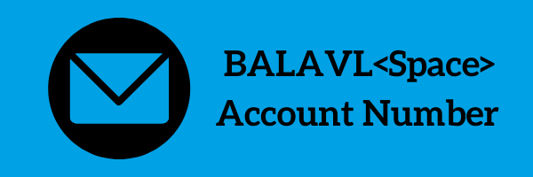 Allahabad Account Balance SMS Banking