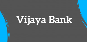 Check Vijaya Bank Balance