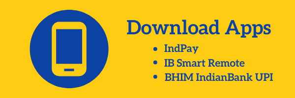 Indian Bank Balance Apps