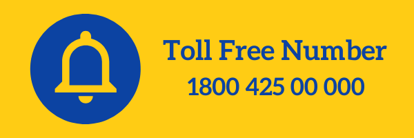 Indian Bank Toll Free Number