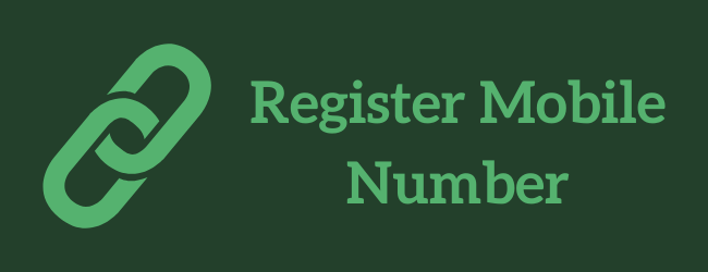Register IDBI Mobile Number