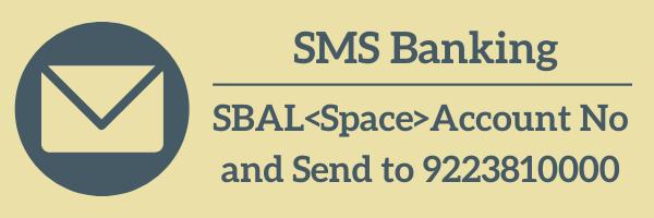 Saraswat Bank Balance SMS Banking