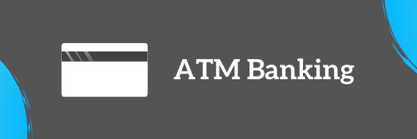 Vijaya Bank ATM Banking