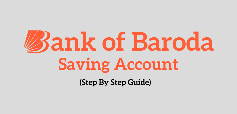 Open Bank of Baroda Saving Account