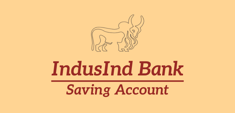 Open Indusind Bank Saving Account