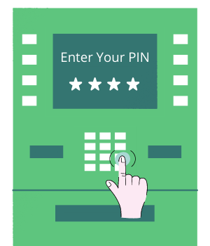 Enter Your PIN