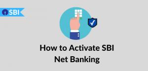 SBI Net Banking Kaise Shuru kare